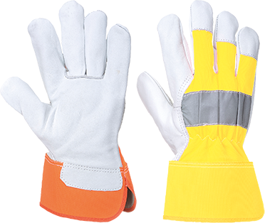 Hi-Vis Rigger Glove
