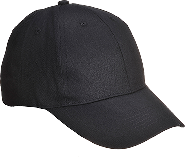 Six Panel Baseball Cap