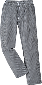 'Bromley' Chef Trousers