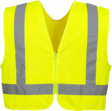 Hi-Vis Fall Arrest Vest