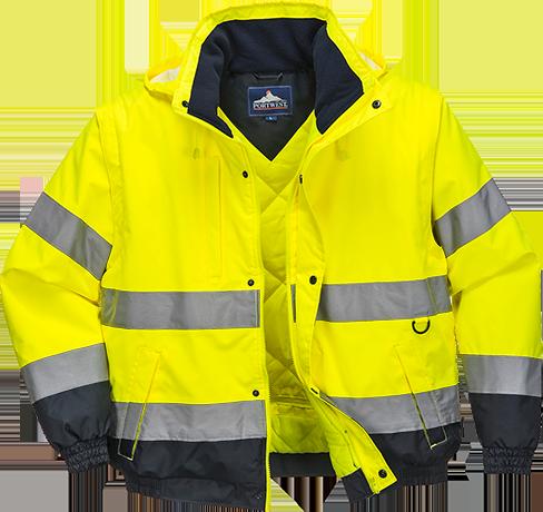 Hi-Vis 2in1 Jacket
