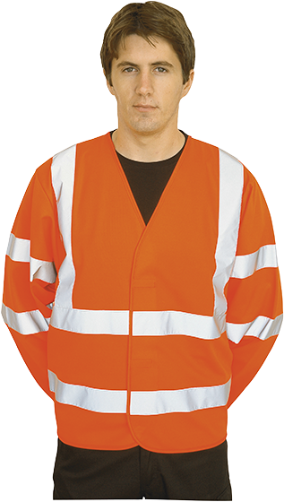 Hi-Vis 2 Band Jacket