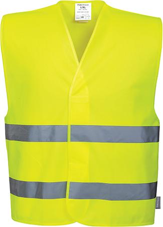 Hi-Vis 2 Band Vest