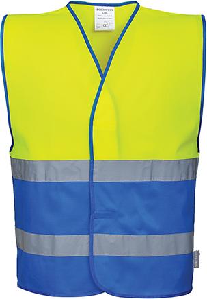 Hi-Vis Two-Tone Vest