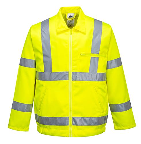 Hi-Vis P/C Jacket