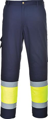 Hi-Vis 2-Tone Combat Trousers