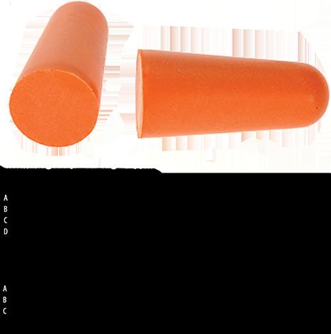 Earplug Dispenser Refill (500)