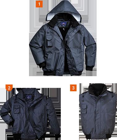 3in1 Bomber Jacket