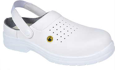 ESD Safety Clog