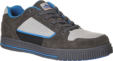 Zephyr Low Cut Safety Trainer