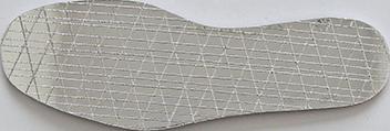 Thermal Aluminium Insole