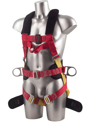 PW 3-Point Harness Comf Plus