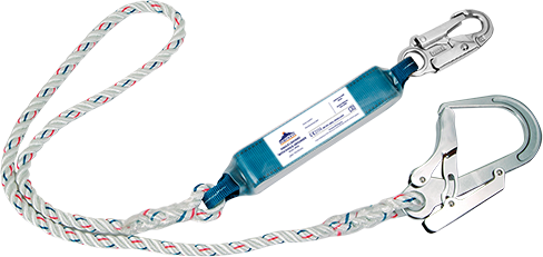 Single Lanyard Shock Absorbing
