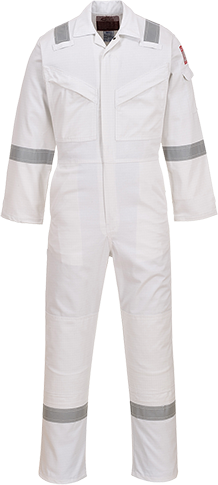 Flame Resistant Anti Static Coverall