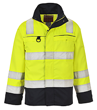 Hi-Vis Multinorm Jacket