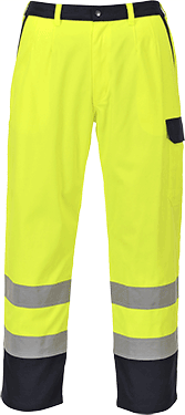 Hi-Vis Bizflame Pro Trousers