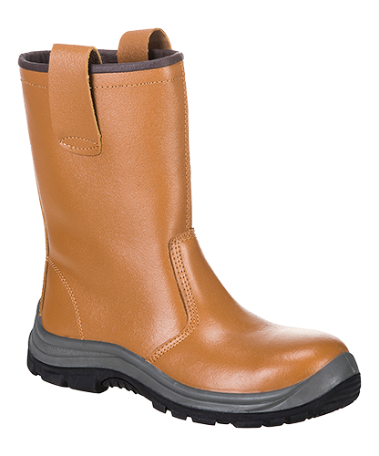 Steelite Unlined Rigger Boot