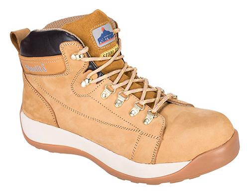 Steelite Mid-Cut Nubuck Safety Boot