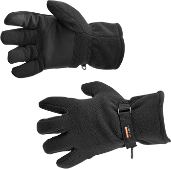 Fleece Glove Thinsulate Lined