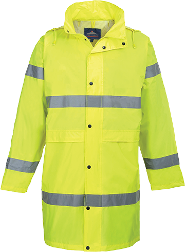 Hi-Vis Long Coat