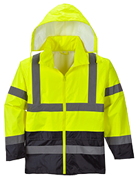 Hi-Vis Classic Contrast Jacket