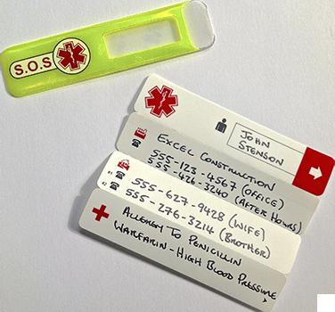 Universal Emergency ID