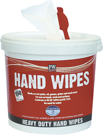 Hand Wipes (Pk150)