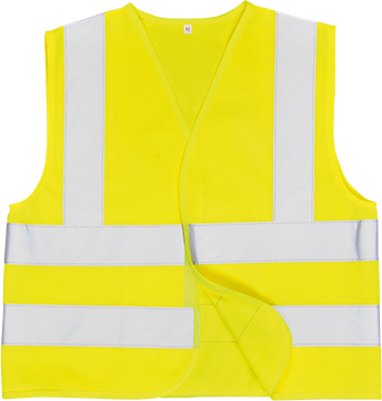 Hi-Vis Junior Vest