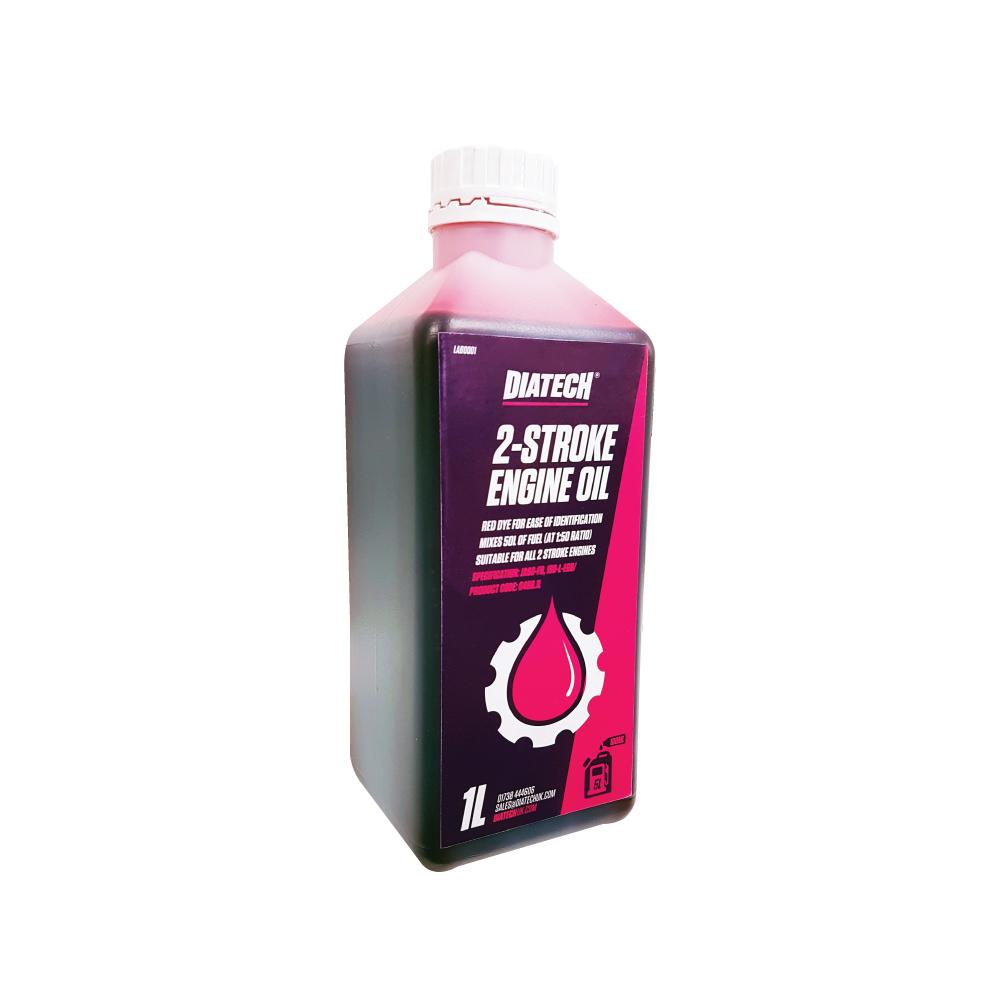 DIATECH 2-STROKE OIL 1L