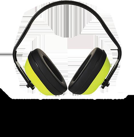 Classic Hi-Vis Ear Protector