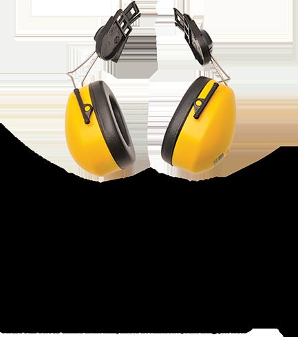 ClipOn Ear Muffs EN352