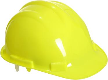 Hi Vis PP Helmet EN397