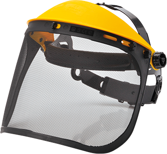 PPE Mesh Browguard Kit