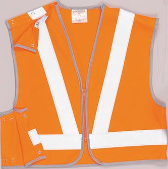 Hi-Vis Short Vest GORT