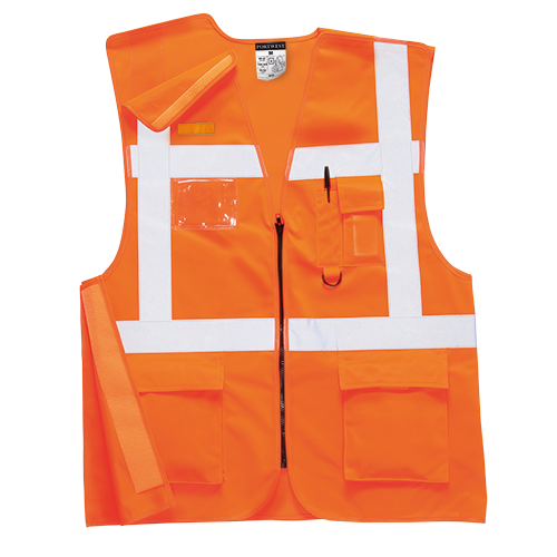 Executive Rail Vest GO/RT