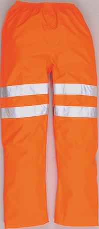 Hi-Vis Traffic Trousers