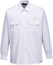 Pilot Shirt Long Sleeve