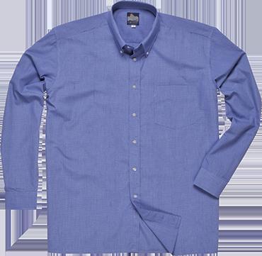 Microcheck Shirt  SS