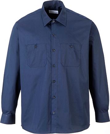 Industrial Work Shirt  L/S