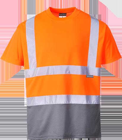 Hi-Vis 2-Tone T-Shirt