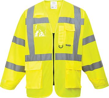 Hi-Vis Executive Jacket