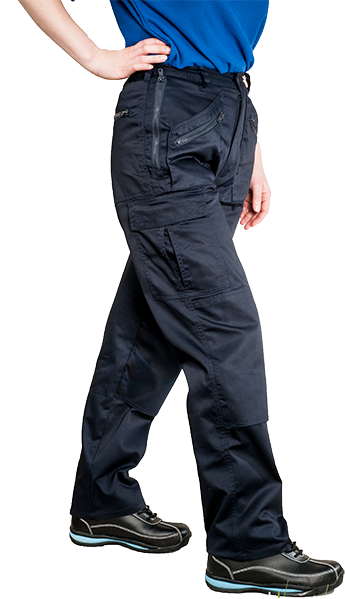 Ladies Action Trousers