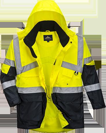 Hi-Vis Breathable Jacket