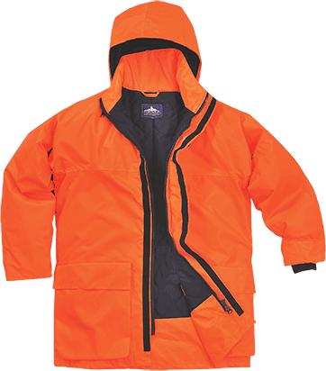 Flame Safe Jacket