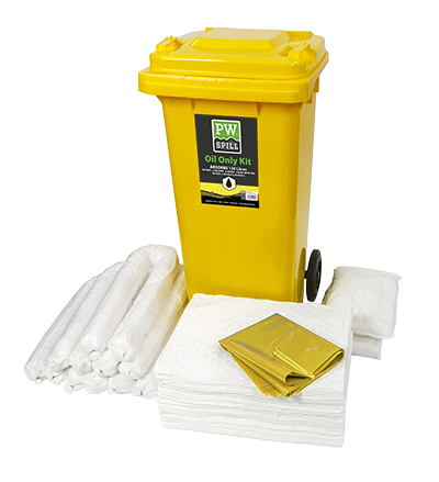 PW Spill 120L Oil Only Kit