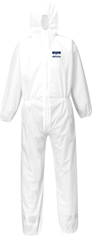 Biztex Coverall SMS 55g (50pc)