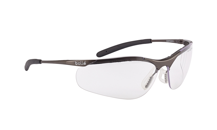 Bolle Contour Metal CONTMPSI Safety Glasses