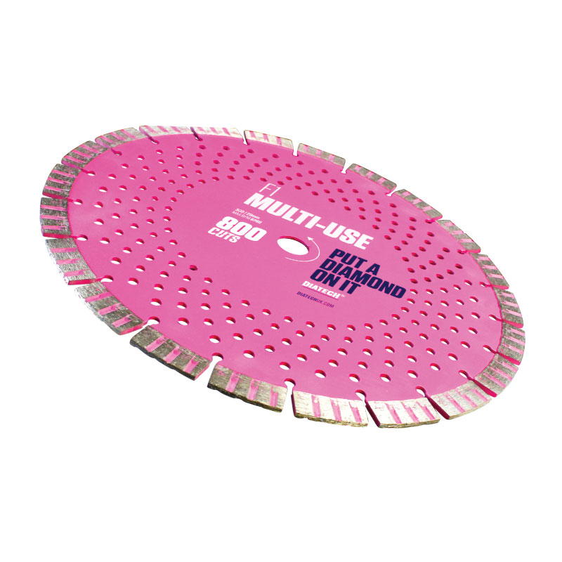 F1 MULTI-USE DIAMOND BLADE 300/20