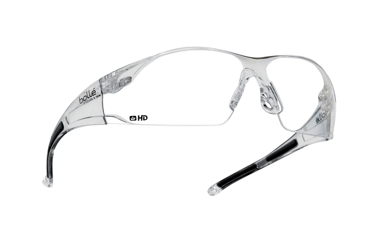 Bolle Rush RUSHDPI Safety Glasses