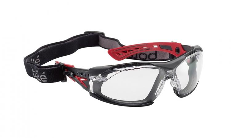 Bolle Rush+ RUSHPFSPSI Safety Glasses